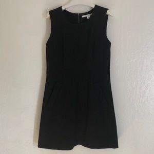 DVF Black dress, Size 10